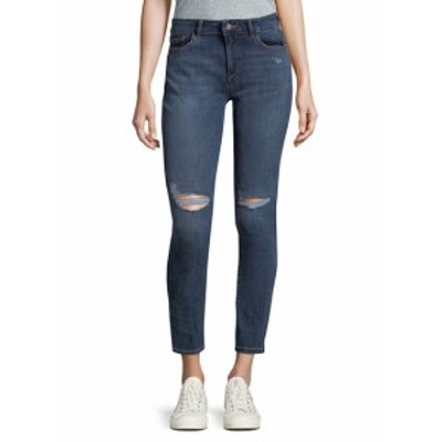 DL1961 プレミアムデニム レディース パンツ デニム Margaux Instasculpt Distressed Skinny Jeans