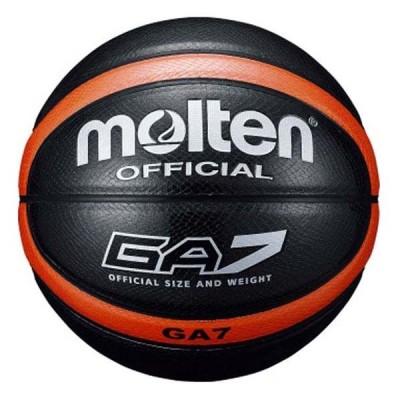 モルテン Molten GA 7号 ブラック バスケット ボール BGA7KO 取寄