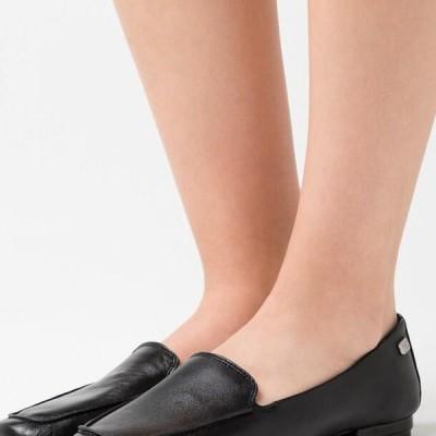 レディース 靴 シューズ ROMY - Slip-ons - black