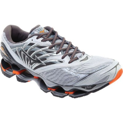 ミズノ スニーカー シューズ メンズ Wave Prophecy 8 Running Shoe (Men's) Quarry/Graphite