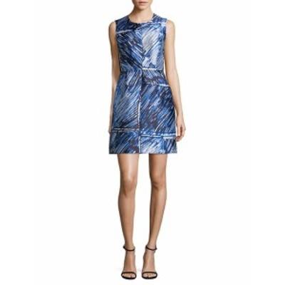 ミリー レディース ワンピース Abstract A-Line Dress