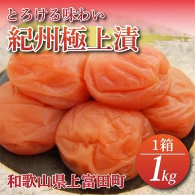紀州極上漬( 1kg×1箱)