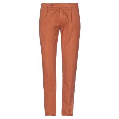 ベルウィッチ BERWICH パンツ 赤茶色 50 コットン 98% / ポリウレタン 2% パンツ
