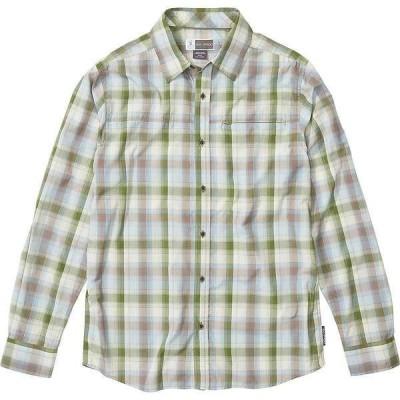 エクスオフィシオ メンズ シャツ トップス ExOfficio Men's BugsAway Panamint LS Shirt