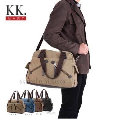 ハンドバッグ トートバッグ メンズ ズック 2way 手提げバッグ ショルダーバッグ  手提げ 斜めがけ ビジネスバッグ 通勤通学 鞄