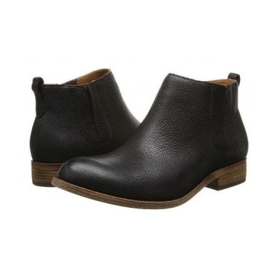 Kork-Ease コークイーズ レディース 女性用 シューズ 靴 ブーツ チェルシーブーツ アンクル Velma - Black 2