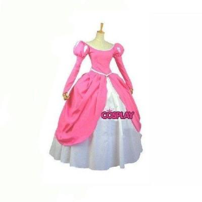 コスプレ衣装 ディズニー 人魚姫アリエルAriel コスプレ衣装 ハロウィン仮装 パーティー仮装