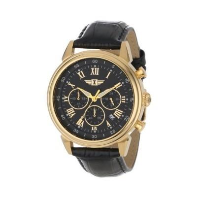 インヴィクタ インビクタ 腕時計 I By Invicta Men's 90242-003 18k Gold-Plated Stainless Ste