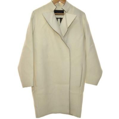 【11月12日値下】CEDRIC CHARLIER コート ホワイト サイズ:38 (堀江店)
