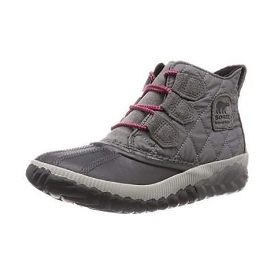 [Sorel] [ソレル] 【防水】アウトアンドアバウトII キャンプ NL3152 ブーツ レディース 24cm グレー