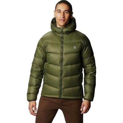 マウンテンハードウェア ジャケット&ブルゾン メンズ アウター Mountain Hardwear Men's Mt. Eyak Down Hoody Dark Army