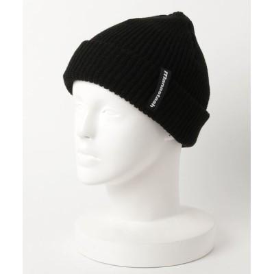 BEAVER WOMEN / MANASTASH/マナスタッシュ 90s LOGO 7GG BEANIE WOMEN 帽子 > ニットキャップ/ビーニー