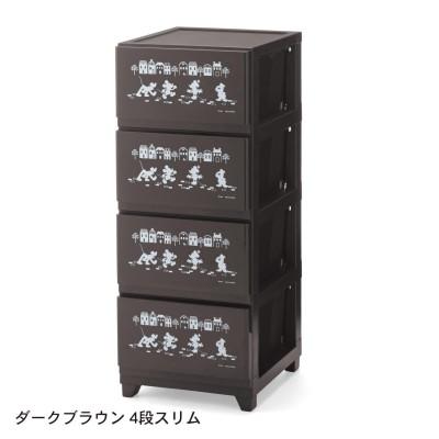 【おうちディズニー】樹脂チェスト「ミッキー&フレンズ」(ディズニー)