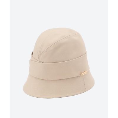 <MAISON Birth(Women)/メゾンバース> GARRISON HAT BEIGE【三越伊勢丹/公式】
