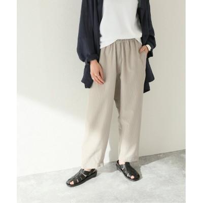 レディース ジャーナルスタンダード 【SEEALL / シーオール】ELASTIC BAND PANTS:パンツ グレー 2