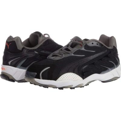 プーマ PUMA メンズ スニーカー シューズ・靴 Inhale Flares Puma Black/Puma White