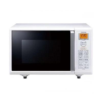 東芝 TOSHIBA オーブンレンジ 16L ホワイト ER-T16-W