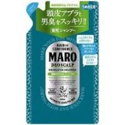 MARO 薬用デオスカルプシャンプー 詰替え 400ml  マーロ(men-02364-4582469490845)
