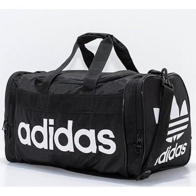 アディダス adidas Originals  オリジナルス サンチャゴ ダッフルバッグ WHITE/BLACK