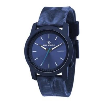 腕時計 Rip Curl Cambridge シリコン 腕時計 メンズ ユニセックス Time Piece Wrist ジュエリーNavy
