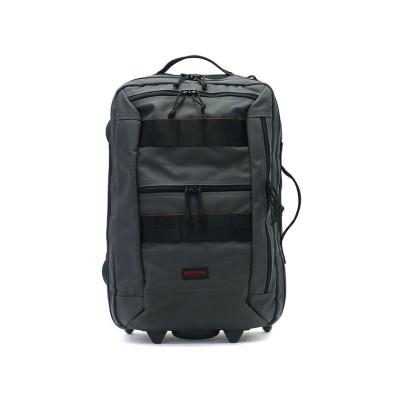 (BRIEFING/ブリーフィング)【日本正規品】ブリーフィング スーツケース BRIEFING ソフトキャリーケース CLOUD T-4 機内持ち込み 31L BRM191C21/ユニセックス グレー