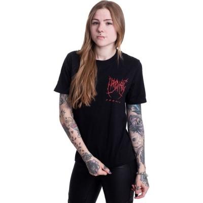インペリコン Impericon レディース Tシャツ トップス - Black Metal Collage - T-Shirt black