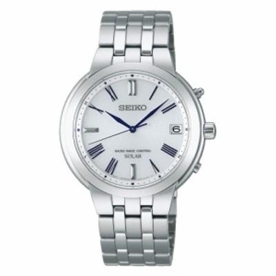セイコー スピリット SEIKO SPIRIT 腕時計 ソーラー 電波 メンズ SBTM183 国内正規品 取り寄せ