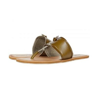 O'Neill オニール レディース 女性用 シューズ 靴 サンダル Lombok - Olive