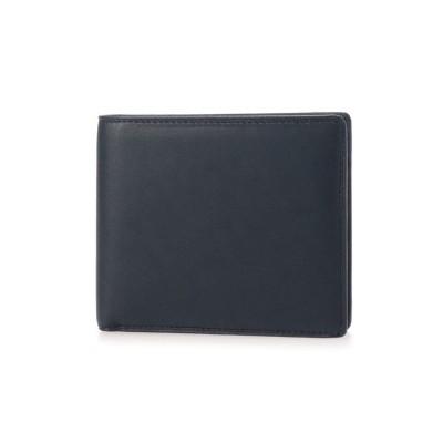 ヘレナ HELENA 【ヘレナ】二つ折り財布(小銭入れ付き札入) (コン)