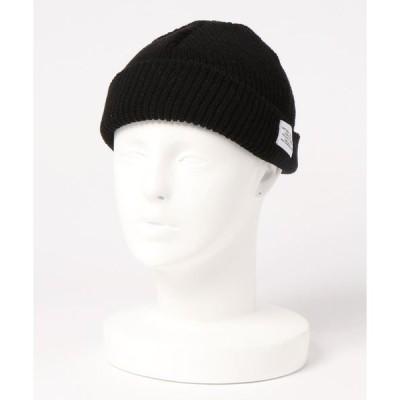 帽子 キャップ カラーリブワッチ