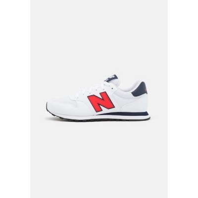 ニューバランス スニーカー メンズ シューズ 500 - Trainers - white