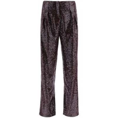 IN THE MOOD FOR LOVE/イン ザ モード フォー ラブ パンツ レディース 秋冬2020 CLYDE SEQUIN PANTS 【関税・送料無料】【ラッピング無料