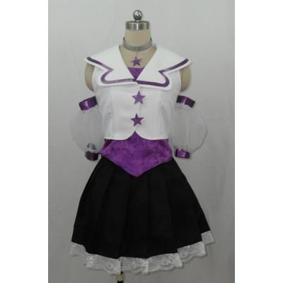 ももクロ Z女戦争 コスプレ 衣装 パープル 高城れに ももいろクローバー コスプレ衣装