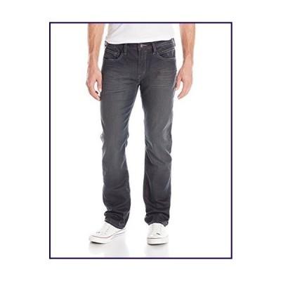 Buffalo David Bitton Men's Evan Slimmer Straight-Leg Jean, Clean/Refined, 31x32【並行輸入品】