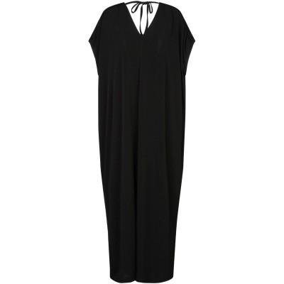 GAZEL 7分丈ワンピース・ドレス ブラック XL ポリエステル 98% / ポリウレタン 2% 7分丈ワンピース・ドレス
