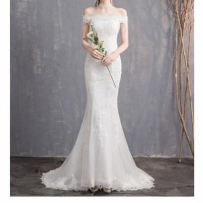 オフショルダー ウェディングドレス 白 二次会 花嫁 ウェディングドレス 大きいサイズ 二次会 ドレス 花嫁 ウェディングドレス 激安 販売