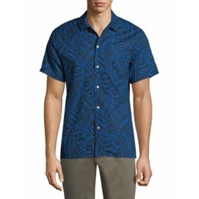 ライフアフターデニム メンズ カジュアル ボタンダウンシャツ Amazon Cotton Sportshirt