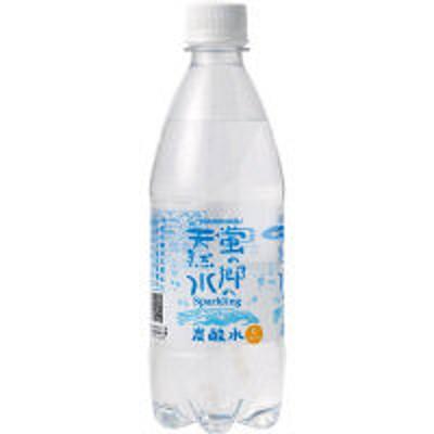 友桝飲料友桝飲料 蛍の郷の天然水スパークリング 500ml 1セット(6本)