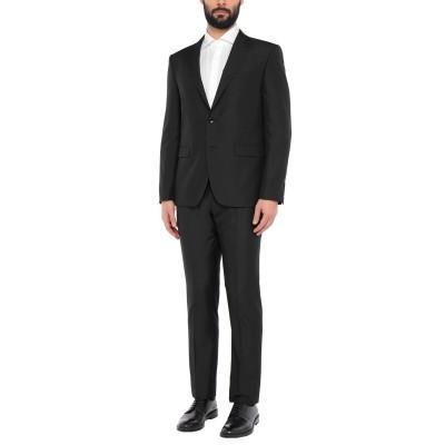 CITY TIME スーツ ブラック 56 ポリエステル 67% / バージンウール 33% スーツ