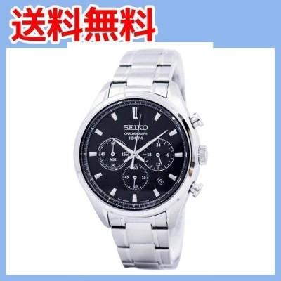 セイコー SEIKO 逆輸入 クロノグラフ メンズ 腕時計 SSB225P1 メタルベルト 逆輸入品 [並行輸入品]
