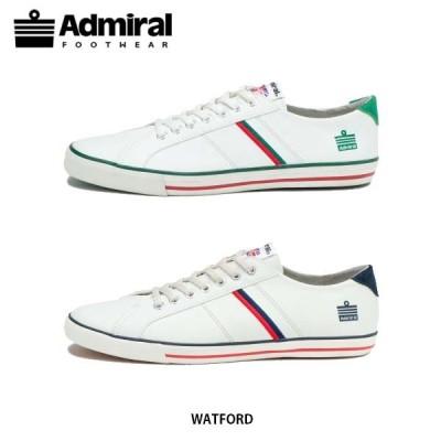 Admiral アドミラル メンズ レディース スニーカー WATFORD ワトフォード シューズ ローカット 通学 通勤 ADMSJAD0705 国内正規品