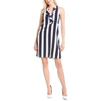 サウザーンロック ワンピース トップス レディース SOUTHERN fROCK Charlie Shift Dress navy stripe