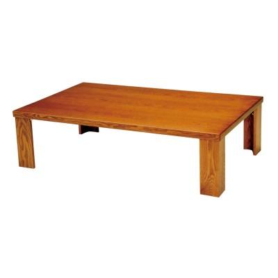 5サイズから選べるタモ材の折れ脚軽量座卓
