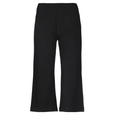 ブルーガール ブルマリン BLUGIRL BLUMARINE パンツ ブラック 40 レーヨン 67% / ポリエステル 25% / トリアセテート