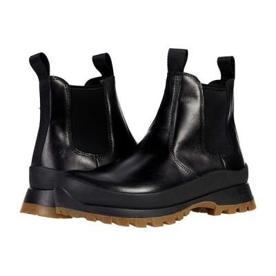 フライ Korver Chelsea Boots メンズ ブーツ Black