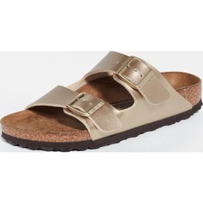 (取寄)ビルケンシュトック アリゾナ サンダル Birkenstock Arizona Sandals Gold