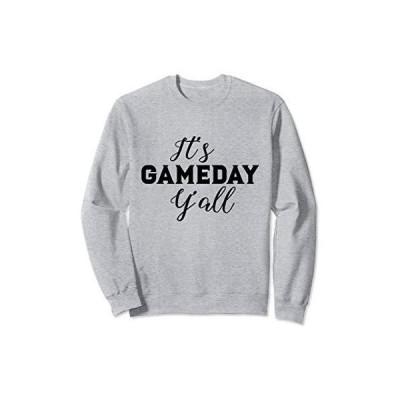 It's Game Day Y'all Football Baseball Basketball & Soccer Sweatshirt