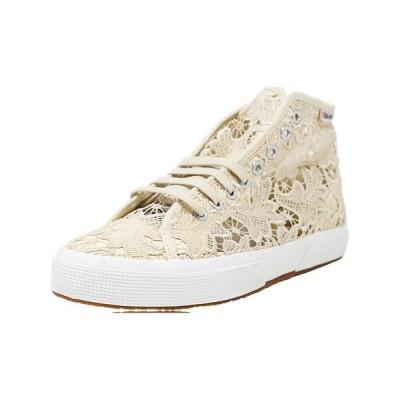 ユニセックスアダルトシューズ スペルガ Superga 2795 Macramew Ankle-High Canvas Fashion Sneaker
