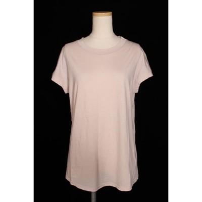 【中古】セオリー theory 17AW Cotton Cashmere Tee Ginala C Tシャツ /sh0507 レディース 【ベクトル 古着】