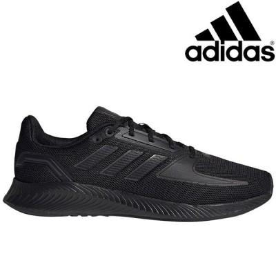 期間限定お買い得プライス アディダス CORERUNNER M FZ2808 メンズ シューズ 靴 くつ 黒靴 ブラック 通勤 通学 黒スニーカー 通勤靴